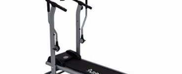 Sunny Health and Fitness T7615 Cross Training Magnetic Treadmill Review