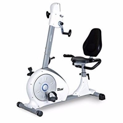 Velocity Exercise Dual Motion Recumbent Bike Review