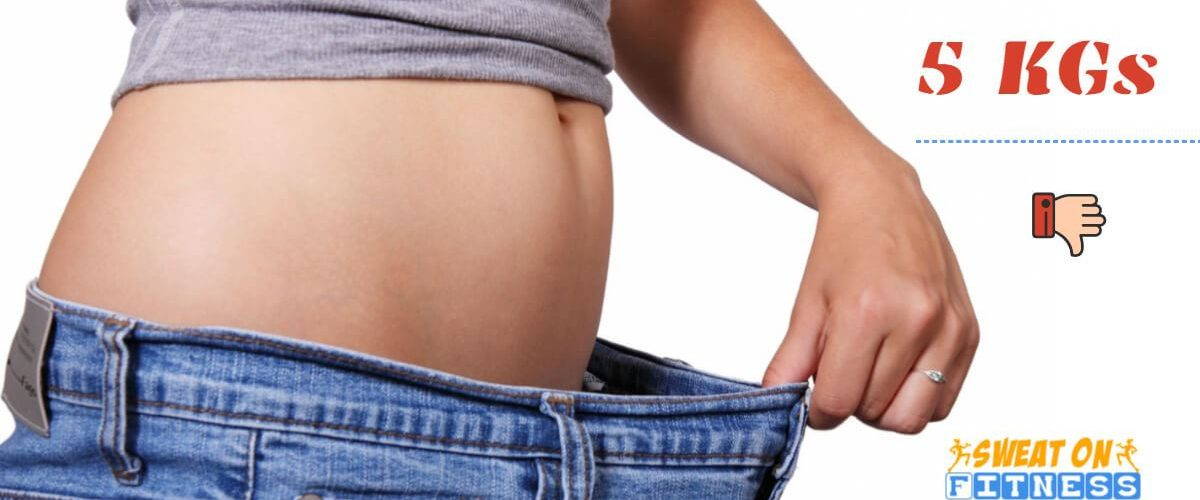 How to Lose 5 KGs in a Month
